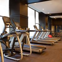 The Silversmith Hotel Fitness Facility