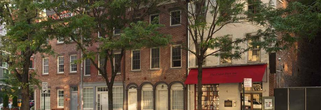 The Canal Park Inn - New York - Building