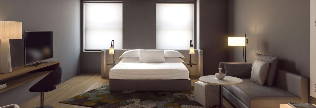 Q&A Residential Hotel - New York - Bedroom