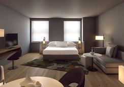 Q&A Residential Hotel - นิวยอร์ก - ห้องนอน