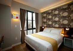 NobleDEN Hotel - นิวยอร์ก - ห้องนอน