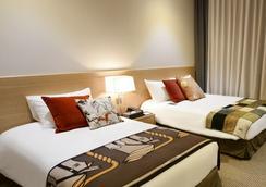 New Oriental Hotel - โซล - ห้องนอน