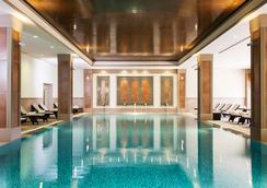 Divan Erbil Hotel - เอร์เบล - สระว่ายน้ำ