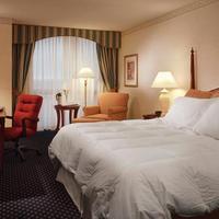 Jackson Marriott Guest room