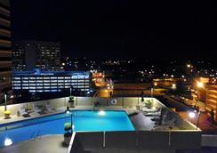 Jackson Marriott - แจ็คสัน - สระว่ายน้ำ