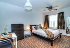 Ocean Reef Suites - ไมอามีบีช - ห้องนอน
