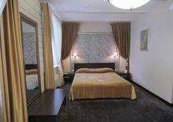Hotel Shale - โนโวคุซเนตสค์ - ห้องนอน