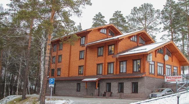 Hotel Shale - Novokuznetsk - Building