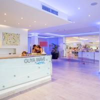 Hotel Guya Wave Reception