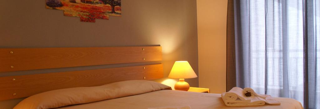 Hotel Rasula Alta - Catania - Bedroom