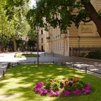 Hotel Riehmers Hofgarten Außenansicht