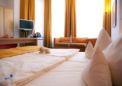 Hotel Riehmers Hofgarten - เบอร์ลิน - ห้องนอน
