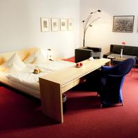 Hotel Riehmers Hofgarten Zimmeransicht
