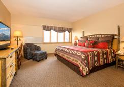 Jackson Hole Lodge - แจ็คสัน - ห้องนอน