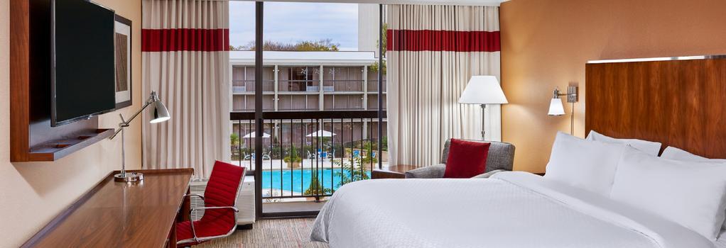 Four Points by Sheraton Little Rock Midtown - Little Rock - Bedroom