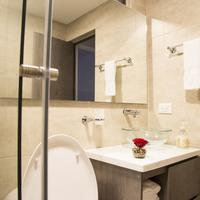 Agora Suites Bathroom