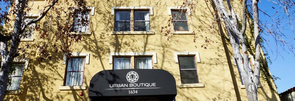 Urban Boutique Hotel - San Diego - Building