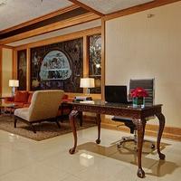 The Kirkley Hotel Lobby
