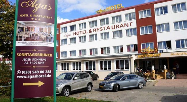 The Agas Hotel Berlin - Berlin - Building