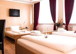 The Agas Hotel Berlin - เบอร์ลิน - ห้องนอน