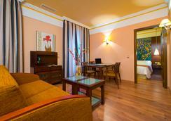 Suites Gran Via 44 - กรานาดา - ห้องนอน