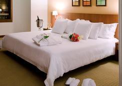 Hotel Habitel - โบโกตา - ห้องนอน