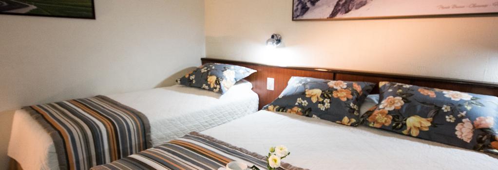 Aguas do Iguacu Hotel - Foz do Iguaçu - Bedroom