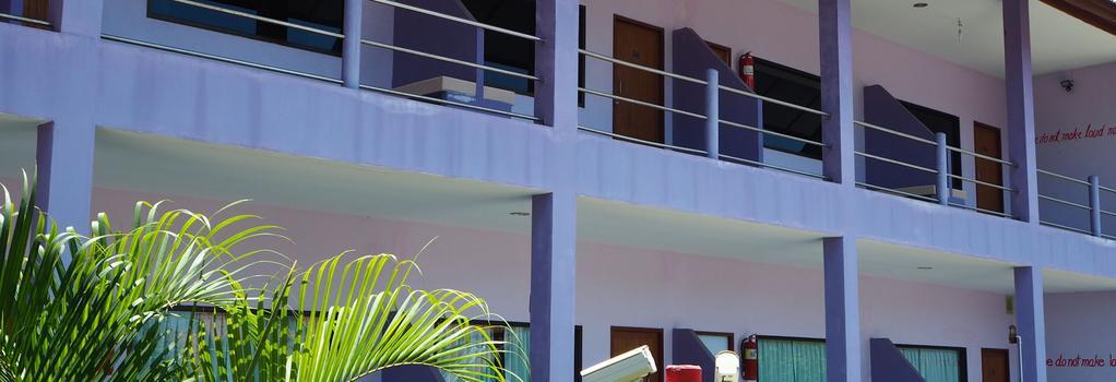 The Scenery Beach Resort - Ko Pha Ngan - Building