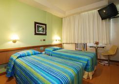 Hotel Astoria Copacabana - รีโอเดจาเนโร - ห้องนอน