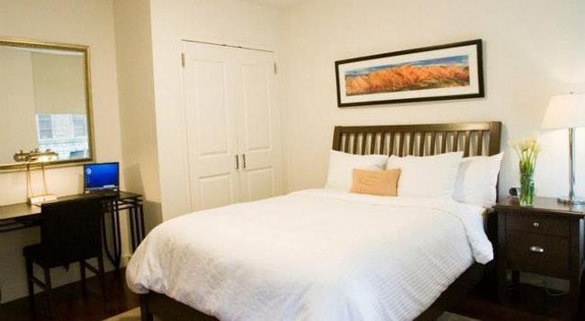 Oakwood At 6th Avenue - New York - Bedroom
