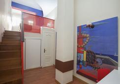 Casual Valencia de las Artes - วาเลนเซีย - ห้องนอน