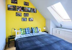 Friends Hostel - วรอกลอว์ - ห้องนอน