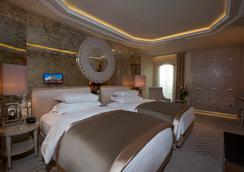 Wyndham Grand Istanbul Kalamis Marina - อิสตันบูล - ห้องนอน