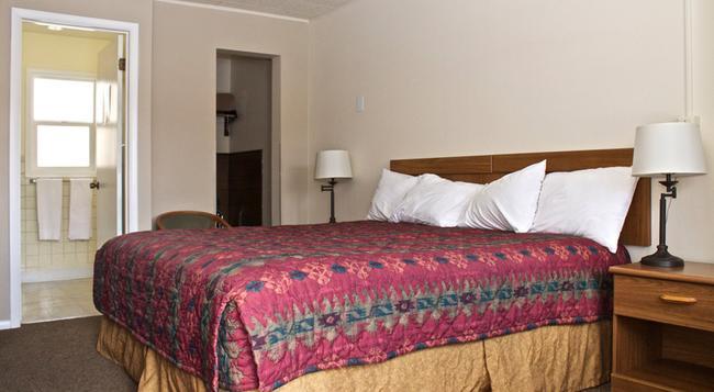 Inca Inn Motel - Moab - Bedroom