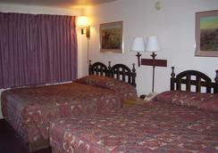 Apache Motel - โมอับ - ห้องนอน