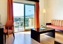 Cabogata Mar Garden Hotel & Spa - อัลเมเรีย - ห้องนอน