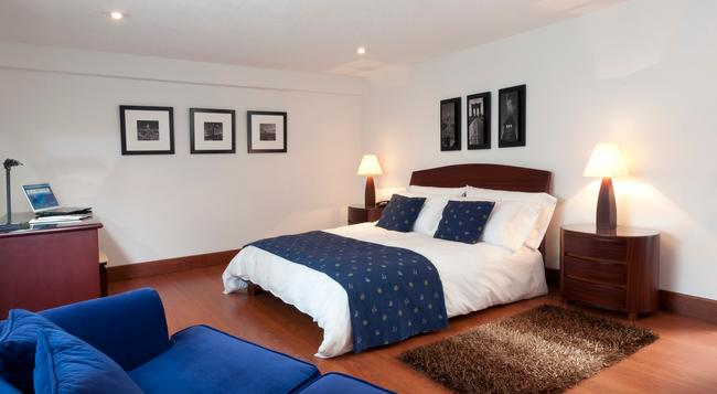 Hotel Casablanca 93 - Bogotá - Bedroom