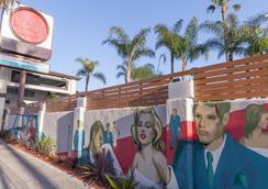 The Dixie Hollywood - ลอสแอนเจลิส - อาคาร