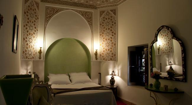 Riad Les Trois Palmiers El Bacha - Marrakesh - Bedroom