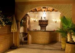 Riad Les Trois Palmiers El Bacha - มาราเกช - บาร์