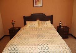 Hotel Catedral Internacional - กีโต - ห้องนอน