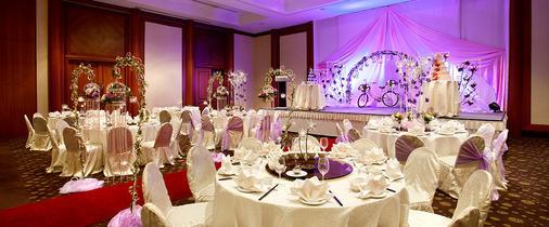 โรงแรมฟูราม่า ริเวอร์ฟร้อนท์ - สิงคโปร์ - ห้องจัดเลี้ยง