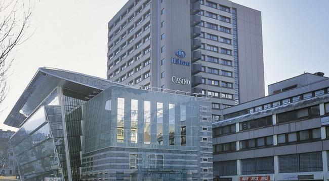 Hilton Innsbruck - Innsbruck - Building