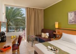 Leonardo Plaza Hotel Eilat - ไอแลต - ห้องนอน