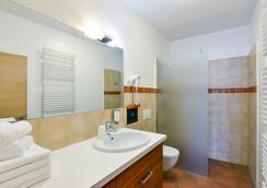 Ahotel Ljubljana - ลูบลิยานา - ห้องน้ำ