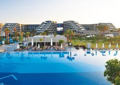 Susesi Luxury Resort - เบเลก - สระว่ายน้ำ