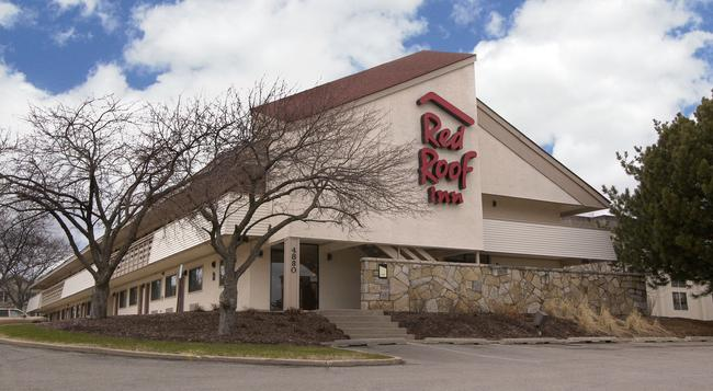Red Roof Inn Madison,WI - Madison - Building