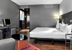 Eurostars Monte Real - มาดริด - ห้องนอน