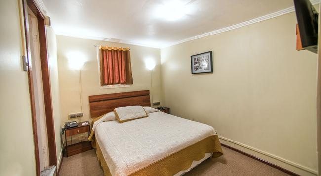 Hotel Sahara Inn - Santiago - Bedroom