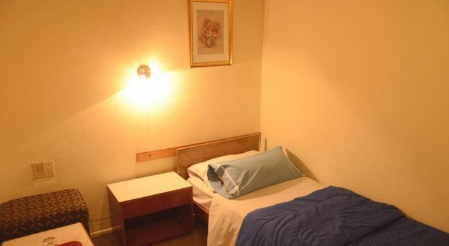 Hotel Casablanca - Montevideo - Bedroom